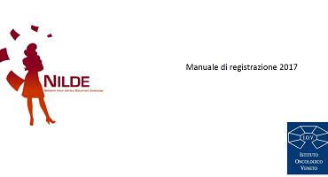 NILDE - Manuale di registrazione