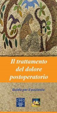 Il trattamendo del dolore postoperatorio