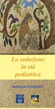 La sedazione in età pediatrica