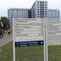 Sede IOV di Castelfranco Veneto: esterno